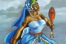 Òrixá Iemanjá / Òrisá Africano