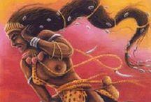 Òrixá  Òbá / Òrisá Africano