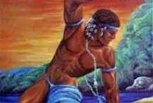 Òrixá Logun Édé / Òrisá Africano