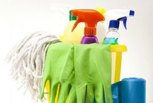 A Clean Home a Happy Home / Cleaning tips and hacks