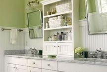bath & powder rooms