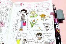 Hobonichi / Loving the Japanese Hobonichi Techo planner!