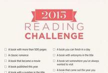 2015 Reading Challenge / by Jen Schwab