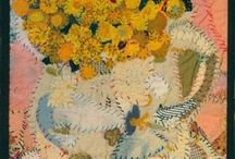 textile art & collage