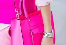 Pink Fashion Outfits / Feminine and Strong