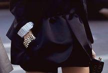 Black Fashion Outfits / Black Fashion Style