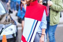 Ponchos & Throw Ons / Easy Breezy... The ultimate winter outfit problem solver ;)