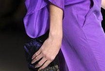 Purple Fashion Outfits / The colour of royalty!