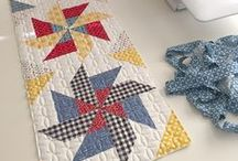 Quilting Table Toppers