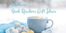 Book Readers Gift Ideas / If you Love reading books,even Crime Books as I do I could suggest many on my best selling authors list. I only read hard cover books as I like the smell and feel of a real book in my hands.