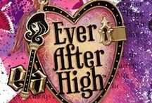 clubEVERAFTERHIGH / hey guys if u love Disney princesses u must know about marvels ever after high series the daughters of Disney princess and their destinies this series is one of my favorite and if u don't know about it check out my this board and watch its ep1 and follow me;)