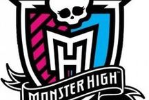 MONSTERhigh / hi guys , this board is inspired by monster high characters , super awsm board  we r monster we r proud we r monsters say it loud  pls follow me