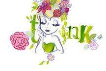 Tink / Tinkerbell and her friends r amazing fairies so cute little my favorite is silver mist and tink