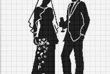 haft - ślub