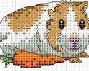 haft - zwierzęta