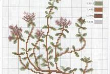 haft - rośliny 9