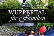 FAMILY   Round about Wuppertal / Ausflugsziele, Unternehmungen mit Kids und kinderfreundliche Cafes/ Restaurants in Wuppertal und drum herum im bergischen Land