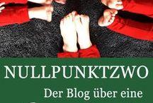BLOG   New posts & best read / Die neuesten Blogbeiträge und persönliche Empfehlungen vom Frl. Null.Zwo