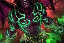 Warcraft / HORDE