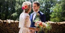 Mariage champêtre L&L // rustic country wedding // Landhochzeit (2017) / Mariage - Wedding - Hochzeit