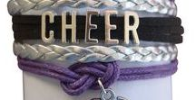 Cheer Bracelet / Cheer