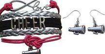 Cheer Jewelry Set / Cheer