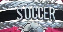 Soccer Bracelet / Soccer