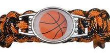 Basketball Paracord / Basketball