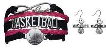Basketball Jewelry Set / Basketball