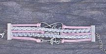 Sportybella Gift Collections / Custom Sports Bracelets for Girls.  Check out our custom dance bracelets