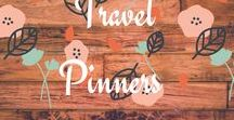 Travel Pinners / Pin your best Travel related Pins. Follow board and comment your request on one of A Couple Explores pins to be added to the group. Travel related content only. No Spam.