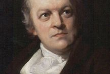 William Blake's Kunstwerke / Bildersammlung des Künstlers Sir William Blake
