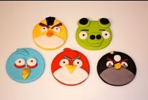 Angry BIRDS / by Suzy Sholar
