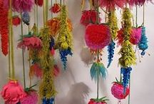 Dots, pompons & tassels / Dots, pompons & tassels makes us happy