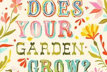 How does your garden grow? / Gardening tips or ideas / by Megan Kyle