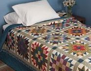 Quilting / Pictures of quilts I like, quilting patterns, tools or anything quilting.