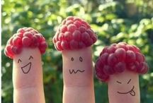 Funny Fingers / Imagination, its the simple things with a twist that I love!  / by Tracy Roberts