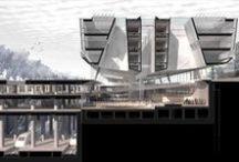 ARCH :: Architectural Representation / Architectural Representation, Presentation, Boards
