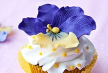 *Cakes - Cupcakes Decoriting Tips & Tricks / by ~Diana Foster