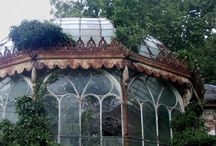 Conservatories and Greenhouses / by Sarah Berg Hurley