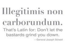 Latin Language / by Debbie Kellogg
