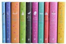 Books for teh kiddos / by Rebecca Joseph