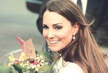 Kate Middleton / by Debbie Kellogg