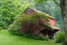 Barn Project Ideas / by Sarah Berg Hurley