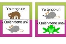 Spanish Class Activities / by Emilia Carrillo