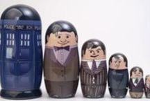Who, Doctor Who. / All things Doctor Who. / by GoonSquadSarah