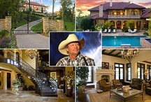 Celebrities & Their Homes / Fabulous homes of the rich & famous!