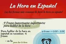 Infografias en español  / by Emilia Carrillo