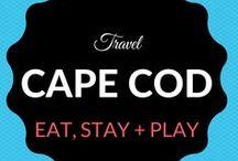 Cape Cod Travel / Where to Eat. Sleep. Stay + Play in Cape Cod, MA