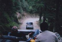 ROAD/CAMPING